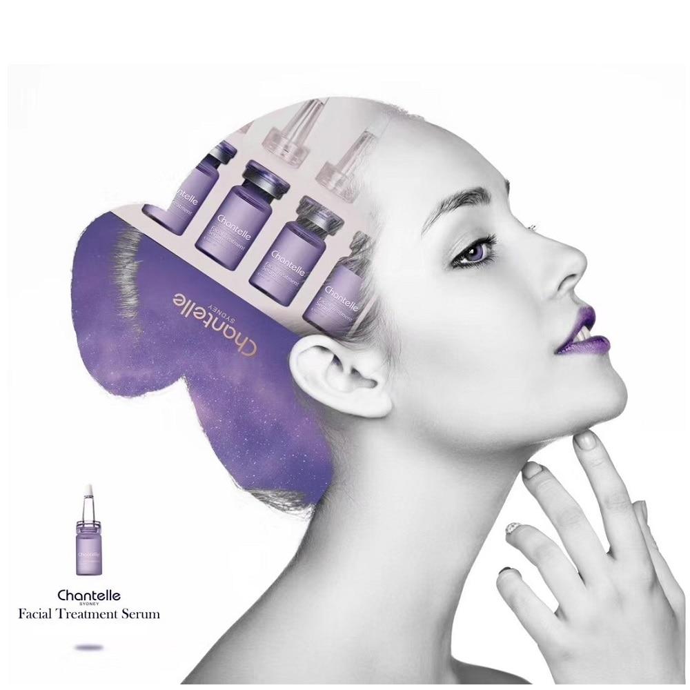 Australia Chantelle Placenta Facial Treatment Serum Anti-gravity Anti-aging Reduce Age Spot Pigmentation Firmer Tighter Skin