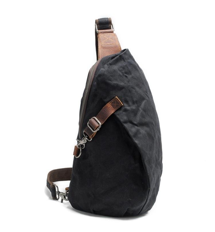 High Quality chest bag for men