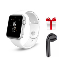 Bluetooth Smart Watch iwo 1:1 SmartWatch PK iwo 5 iwo 6 Support SIM Card Wearable Device for iOS Android With earphone gift