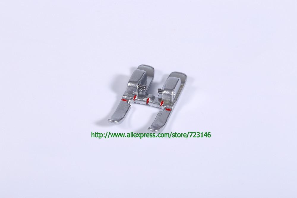 St216p 820213096fgjk open toe applique foot for idttm system 9mm