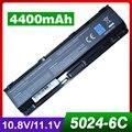 4400mAh Battery For Toshiba PA5023U-1BRS PA5024U-1BRS PA5025U-1BRS PA5026U-1BRS for Satellite P855D P870 P870D P875 P875D R945