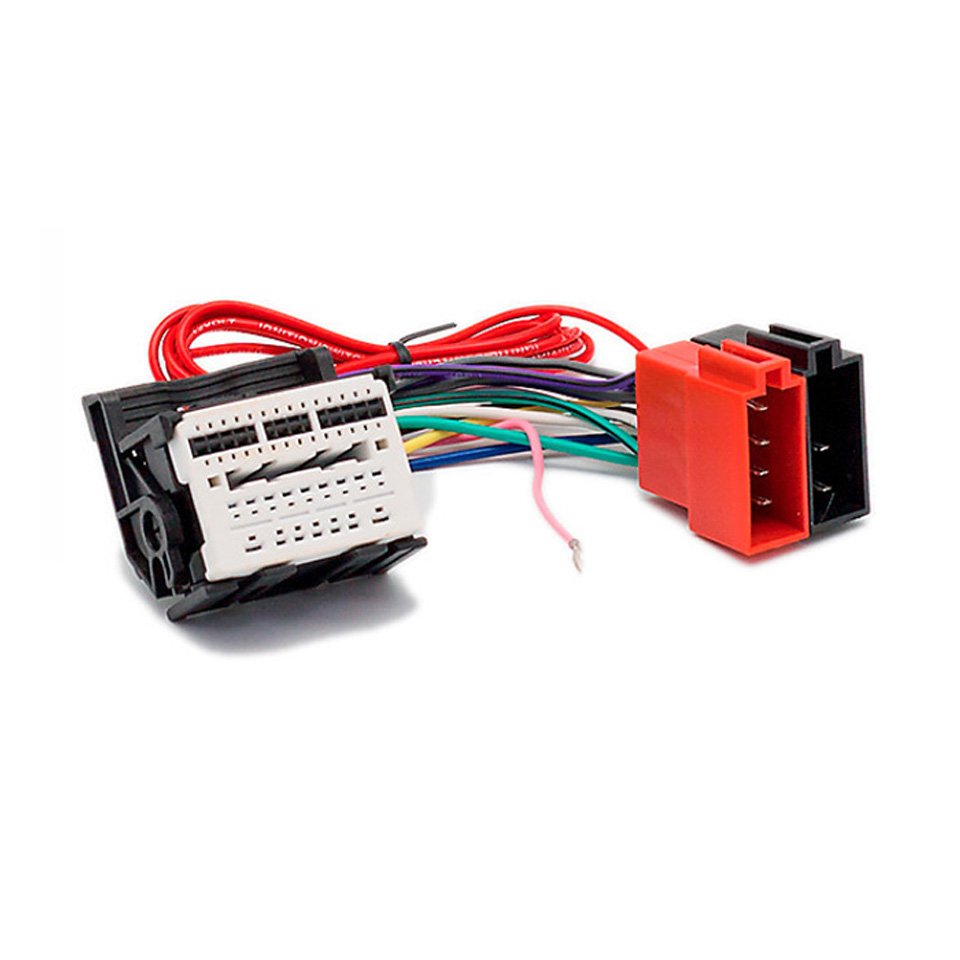 toyota corolla 2003 onwards car radio wire harness wiring iso lead rh estilomagico co
