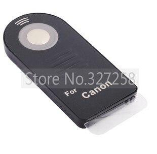ФОТО 100pcs Remote Control for Canon EOS 550D T2i 5D Mark II 7D RC5 400D 350D 450D