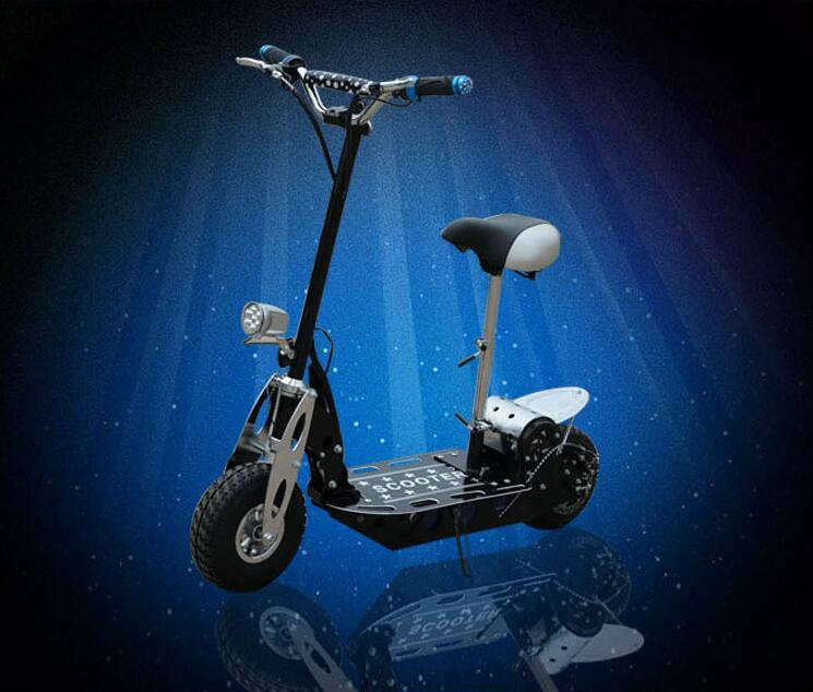 2 Wheel Scooter Brush Motor Max Speed 30km\/h Electric Skateboard Scooter Bearing capacity About