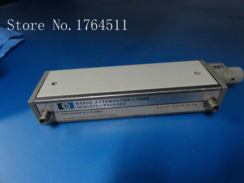 [BELLA] Original8495D DC-26.5GHZ Adjustable Step Attenuator 70dB 3.5mm