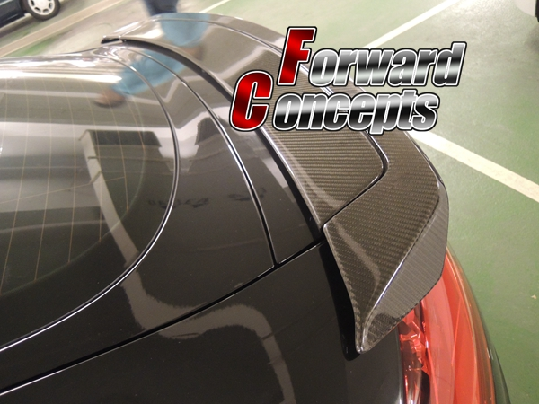 PENTRU FIBRUL DE CARBON 2007-2017 TT 8J TTS RS STIL STIL SPARING SPOILER