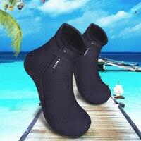 3MM Thicken Diving Socks Diving Boots For Surfing Snorkeling Winter Swimming Socks Neoprene Non Slip Warm