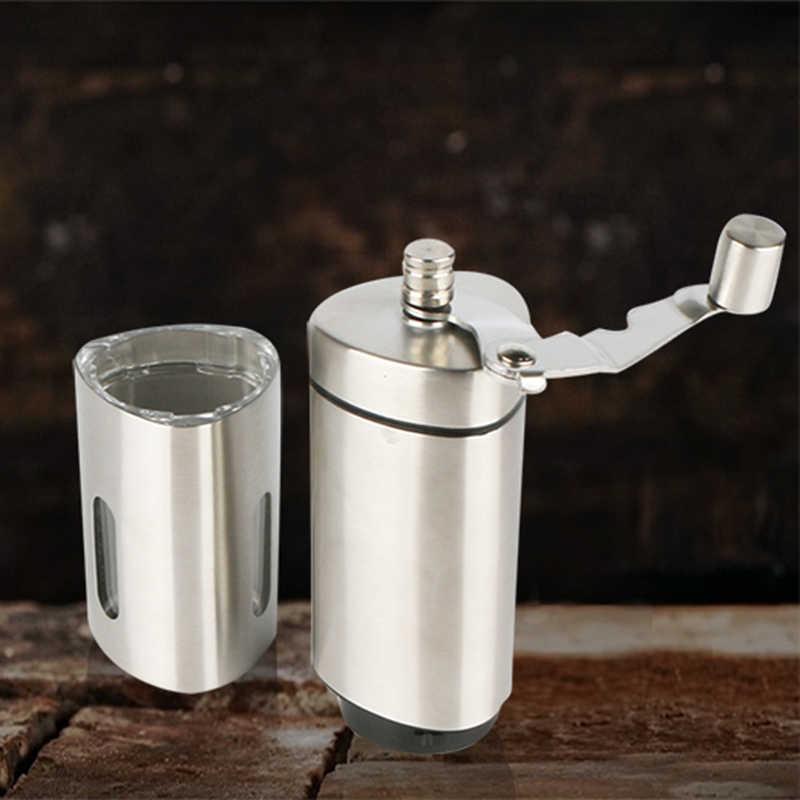 Ручная кофемолка, ручная Кусачка из нержавеющей стали, шлифовальная машина RT99
