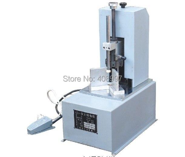 corner cutter machine