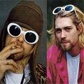 NIRVANA Kurt Cobain UV400 Espelhado Vidros das mulheres Óculos De Sol Das Mulheres Dos Homens Fahion Masculino Feminino Óculos de Sol