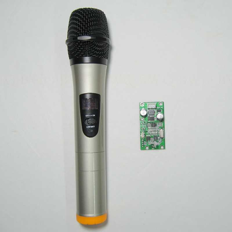 Home Ktv Mini Karaoke Echo System Singing Machine Box Player Semi Finished Circuit Board