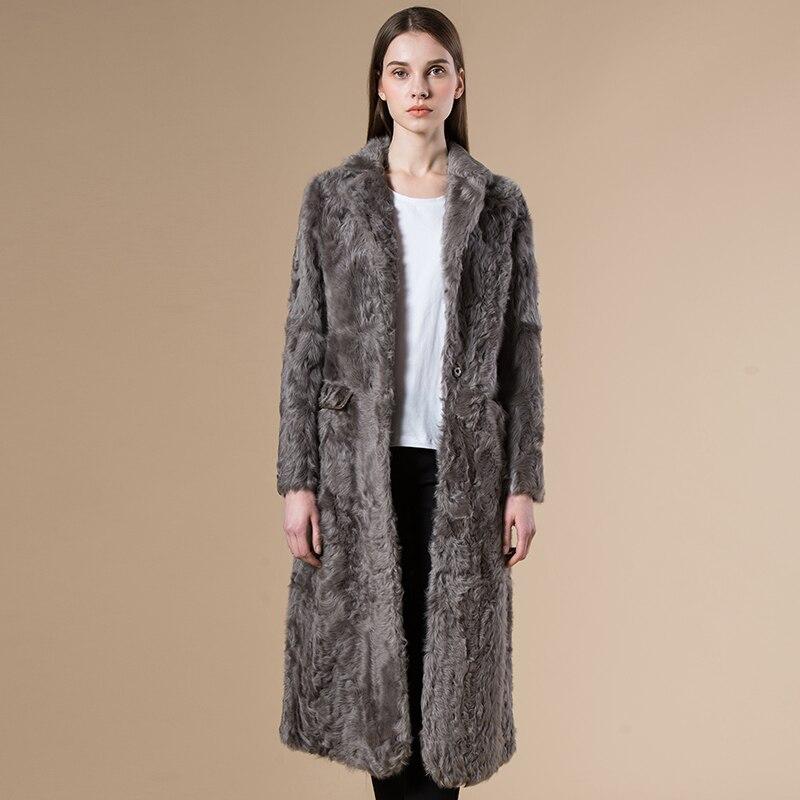 Long Shearling Coats Promotion-Shop for Promotional Long Shearling ...