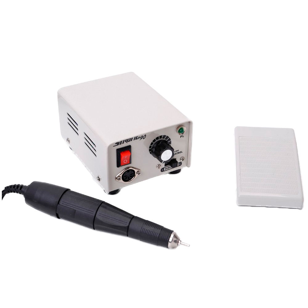 Micromotor Dental Lab 0-35000 RPM Grinding machine Polishing Marathon Handpiece for Polishing and Carving 50 000 rpm non carbon brushless aluminium shell dental micromotor polishing unit with lab handpiece dental micro motor