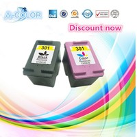 For HP 301 XL Black Tri Colour Ink Cartridge For HP301 Deskjet 1050 1050se 1050A 2050A