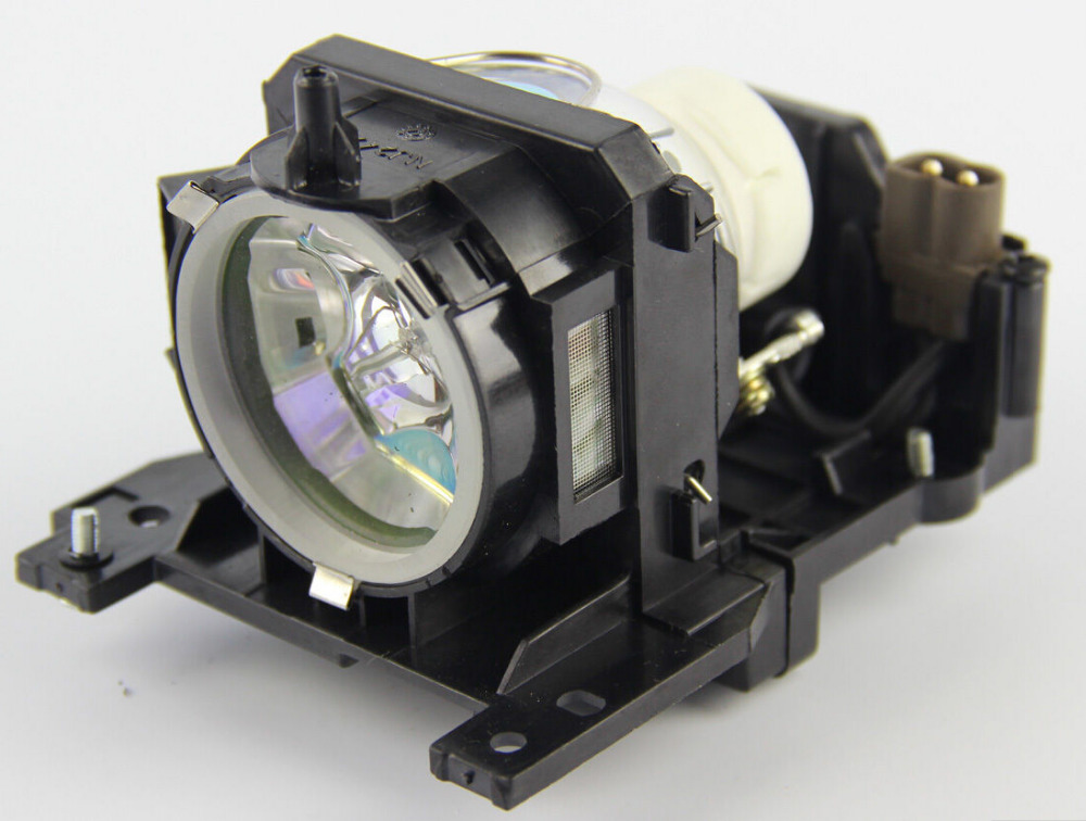 Original Lamp W/Housing For Hitachi CP-X417 / ED-X30 / ED-X32 / HCP-800X / HCP-80X / HCP-880X / CP-X245 Projector hs200ar08 2e dt01141 original projector bulb for ed x50 ed x52 hcp 2250x hcp 2700x hcp 2750x with 6 months