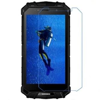 Перейти на Алиэкспресс и купить Закаленное стекло Для DOOGEE S95 S90 S88 S68 Pro S60 S55 S40 Lite защитная пленка 9H