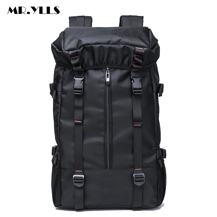 MR.YLLS Brand Men Travel Backpack Waterproof Oxford Bag Backpacks Multifunctional Men High Capacity 15 17 Inch Laptop Bags t plants multifunctional men large capacity backpacks oxford laptop bag for 14 inch college backpacks comfort travel backpack