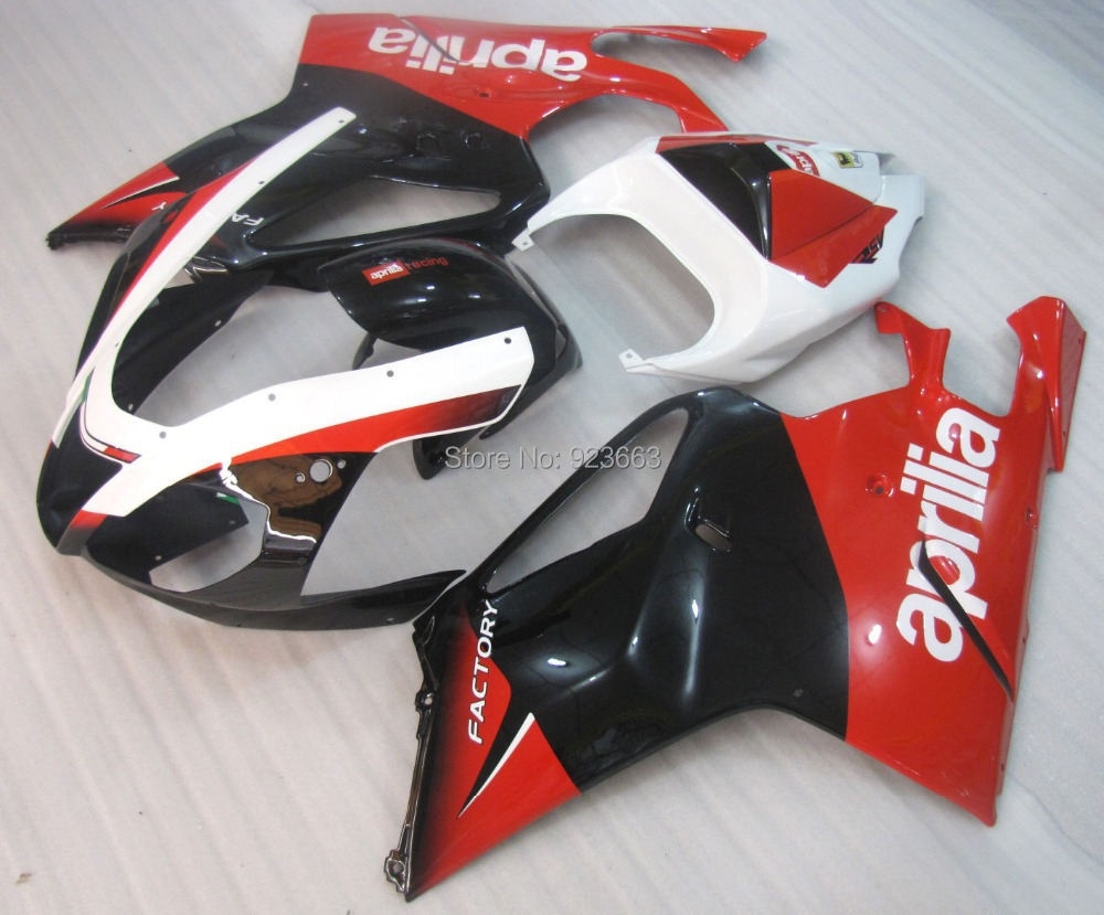 Hot Sales,For Aprilia RSV1000 03 04 05 06 ABS Parts RSV 1000 2003 2004 2005 2006 Bodyworks Aftermarket Motorcycle Fairing Kit