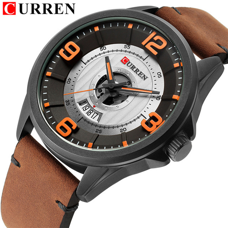 2018-curren-fashion-top-new-luxury-brand-relogio-masculino-week-date-diaplay-leather-strap-men-sports-watches-quartz-clock-8305