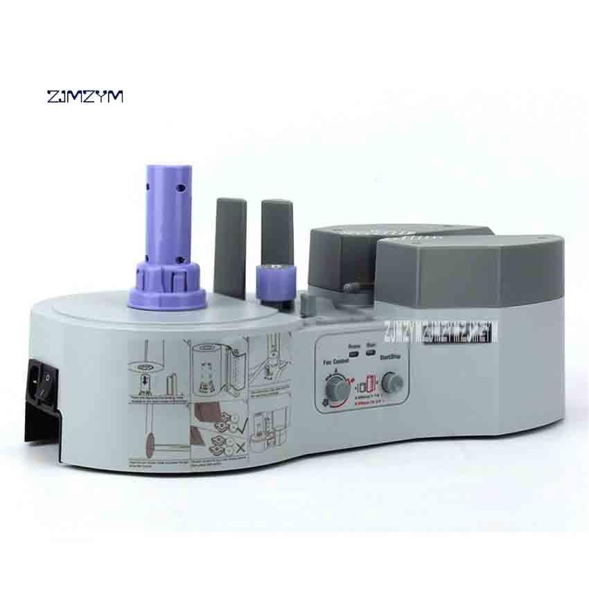 Nouveau WIAIR-1000 coussin d'air Machine Mini tampon Machine d'emballage 220 V 1450 W 3 m/min avec un seul Film à bulles 2 Volumes