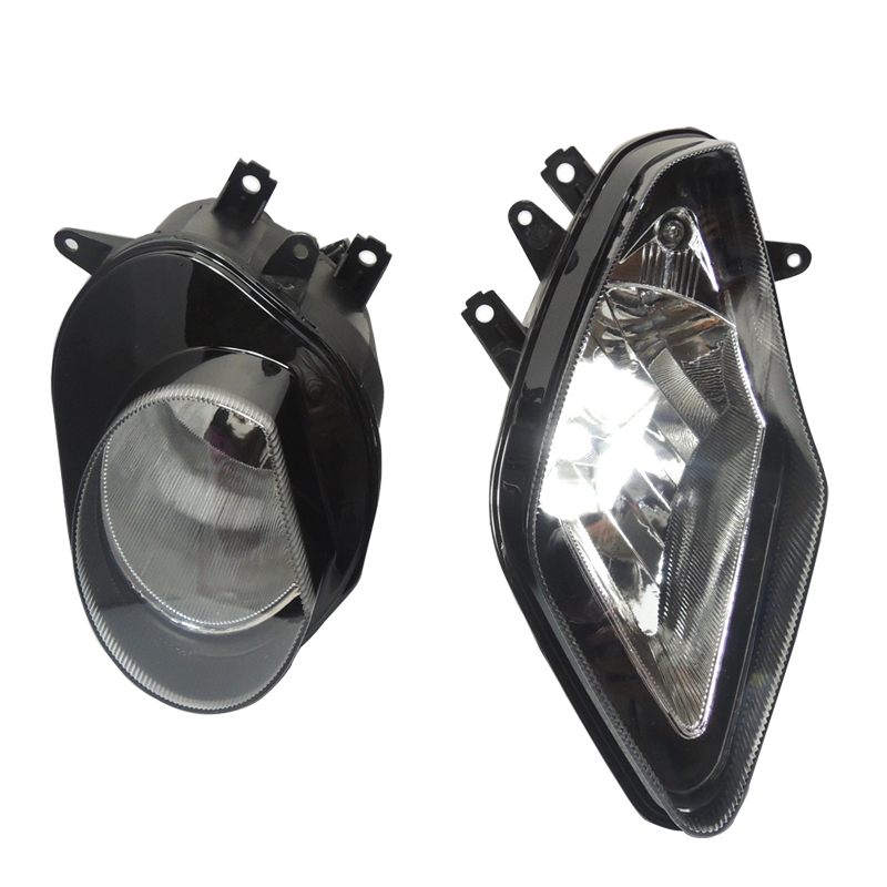 KEMiMOTO For BMW S1000RR Motorcycle Front Headlight Head light For BMW S 1000 RR 2009 2010 2011 2012 2013 2014 after market 55mm clip on clip ons handle bars handlebar for bmw s1000rr s 1000rr s rr 1000 s 1000 rr 2009 2010 09 10 sl