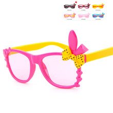 2017 New Fashion Boys Kids Sunglasses Aviator Style Brand Design Children Sun Glasses 100%UV Protection Oculos De Sol Ga