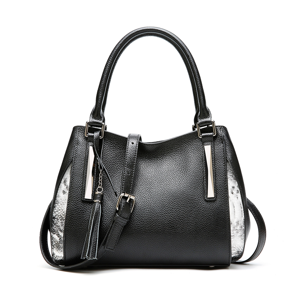 women genuine leather bag Women's messenger bags tote handbags women famous brands high quality shoulder bag Female 18080709 цена
