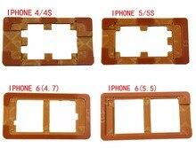 цены Free shipping IPhone4 / 4S phone glued mold repair screen mobile phone repair tool
