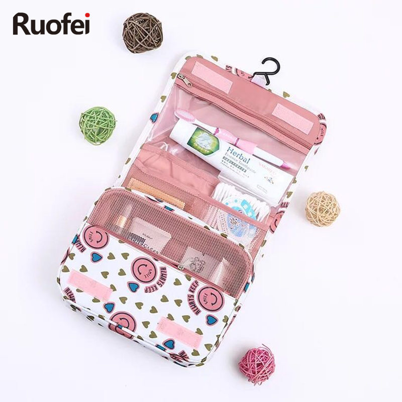 2017 New product Fashion High Quality Oxford Cloth Travel MeshCosmetic bag Bag Luggage Organizer Packing Cube Organizer Travel B