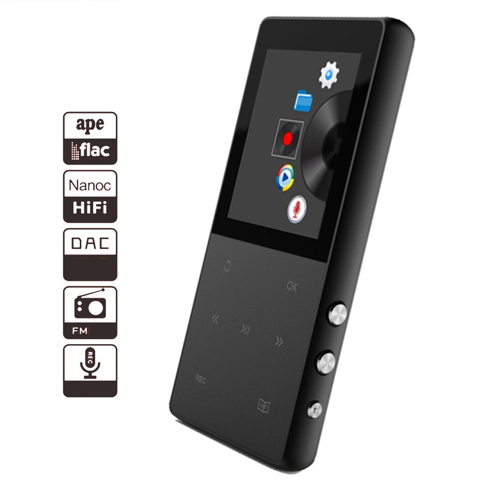 Reproductor de Mp3 de pantalla táctil de 8 GB con MP3 WMA WAV El - Audio y video portátil - foto 5