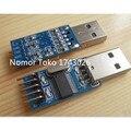 5 шт., USB TTL микроконтроллер, скачающая плата, линия загрузки PL2303HX nine brush machine, обновление ic c1...