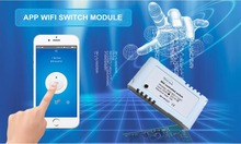 DC 5V Wifi Swap Gentle Switches Wi-fi Timer Module 1 Means For Sensible House Automation Through IOS Android