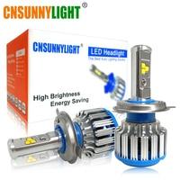 CNSUNNYLIGHT H4 H13 하이/소호 자동차 헤드 라이트 높은 전원 HB2 9003 9007/HB5 9004/HB1 40