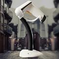 2016 Горячее Надувательство Оптовая Белый POS USB Автоматический Портативный Лазерный Сканирования Сканер Штрих-Кода Считывания Штрих-Кода + Держатель Стенд 1 Шт.