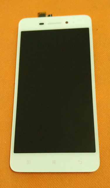 """Used Original LCD Display +Digitizer Touch Screen+ Frame For Lenovo S60 S60W MSM8916 Quad Core 5.0"""" HD 1280*720 Free shipping"""