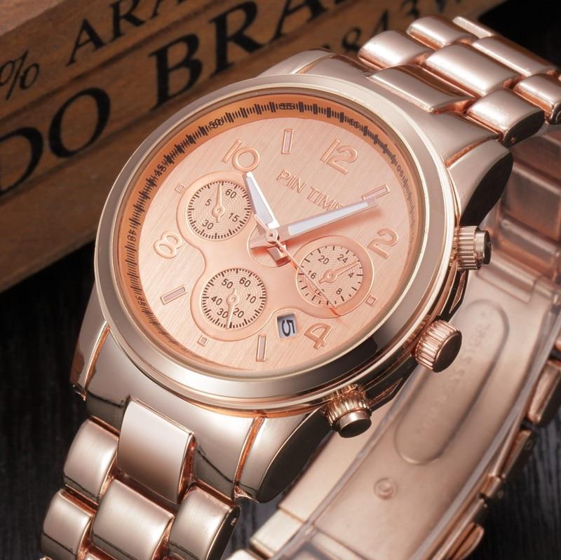 RO 2 Wholesale Cheap Price Classic Style Men/Women Wristwatch Quartz Movement Relogio Masculino Gift Watch