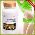 2 bottles green tea extract L-Carnitine Capsule