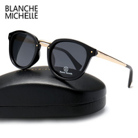 Luxury Polarized Sunglasses Women Brand Designer Cat Eye Sun Glasses For Men Uv 400 Oculos De