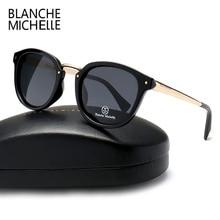 2017 Роскошные поляризованные солнцезащитные очки женщины марка дизайнер cat eye солнцезащитные очки для мужчин uv400 óculos de sol с логотипом и оригинальной коробке