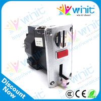 Programmable Multi Coin Acceptor For Vending Machine Electronic CPU Coin Selector For Washing Machine Massage Chair