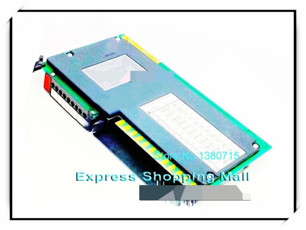 New Original 1771-IB PLC 8 Number of inputs Digital DC Input Module new original 1746 nr4 plc 50ma 4 number of inputs resistance analog input modul