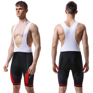 Image 2 - X TIGER 8 Colors Cycling Bib Shorts Summer Coolmax 5D Gel Pad Bike Tights MTB Ropa Ciclismo Moisture Wicking Bicycle Pants