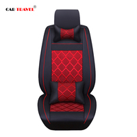 Car Seat Cover Leather Proper Fit For Jeep Grand Cherokee Guide Wrangler Liberty Guest Commande Car