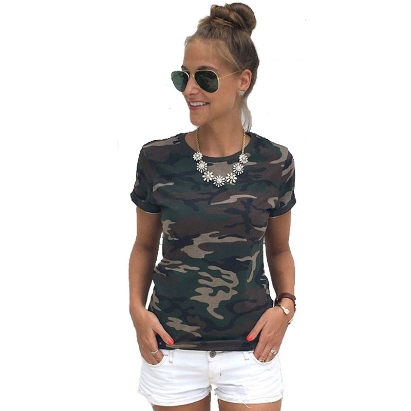 2ce841c927 Galeria de camouflage camisa woman por Atacado - Compre Lotes de camouflage  camisa woman a Preços Baixos em Aliexpress.com