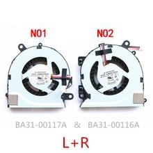 Yeni dizüstü bilgisayar cpu soğutma fanı için 700Z NP700Z7C S03US NP770Z7E 700Z7C 700Z7B KSB0705HA BK2V BK2W BA31 00127A
