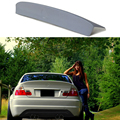 E46 CSL Style 2Door PU Material Rear trunk Wing spoiler For BMW E46 2Door 1999~2004