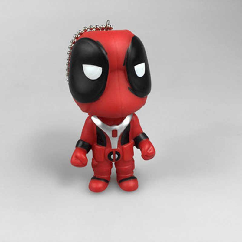 Brinquedos Novos Brinquedos Do Bebê X-men Cosplay Filme Catoon Boneca Anime PVC Modelo Boneca agitar Deadpool Figuras de Ação Brinquedo