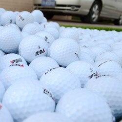 20 pcs balle de Golf trois pièces balle deux pièces balle jeu régulier golf pratique