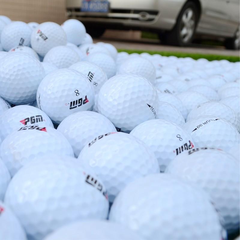 20PCS Golf Ball Three Piece Ball Two Piece Ball Regular Game Golf Practice