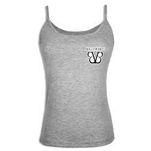 Black Veil Brides Double B Tank Tops Vest Sleeveless Cartoon Beach Singlets T-Shirt Sexy Camisole Spring andSummer Shirt